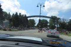 7-ENTERING HISTORIC DOWNTOWN GREENDALE