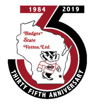 BSV 35th Anniversary Logo