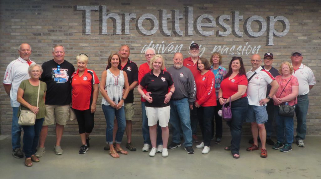 BSV Outing to ThrottleStop in Elkhart Lake